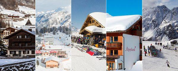 На каникулы можно отправиться на горнолыжные курорты со всей семьей