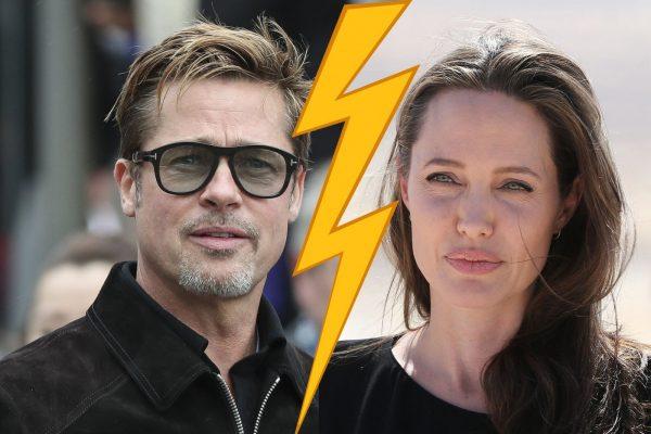 Анджелина Джоли и Брэд Питт: громкий развод