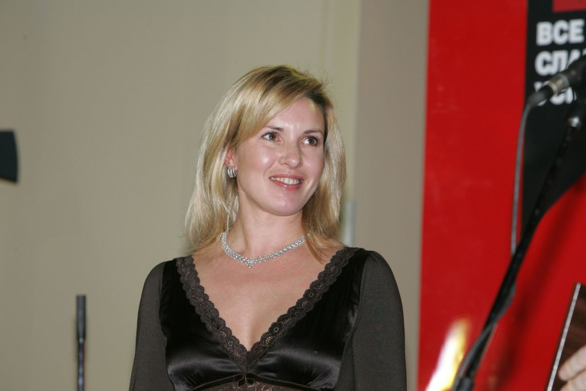 Ирина Лобачева вся жизнь в спорте