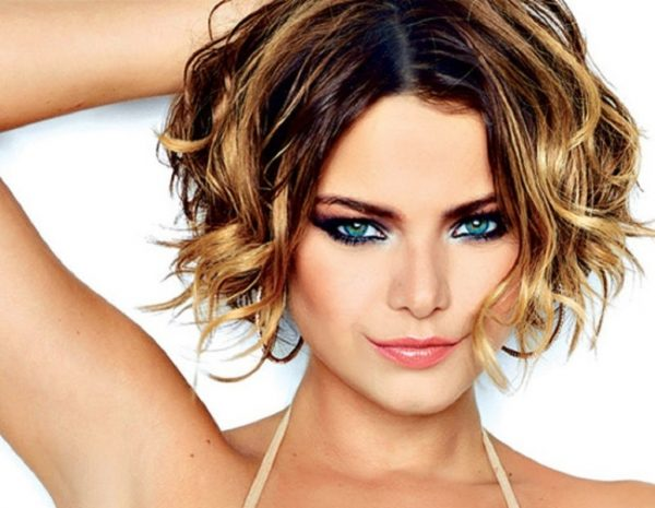 Short Hairstyles For Wavy Hair And Square Face Short Hairstyles For Wavy Hair Youtube