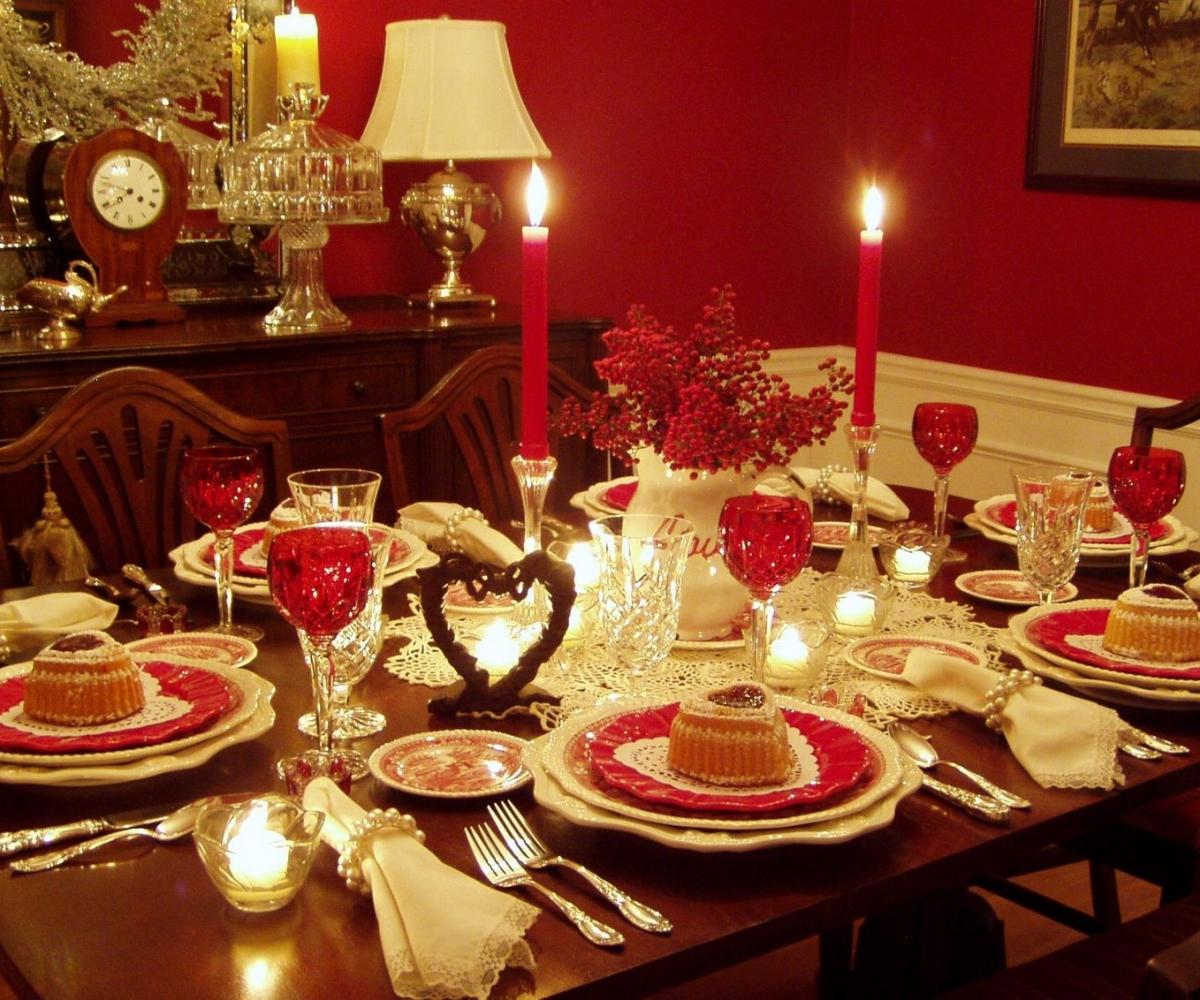 Вторые блюда для новогоднего стола