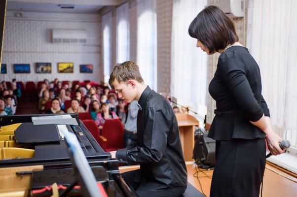 Мечетина преподает в Московской государственной консерватории
