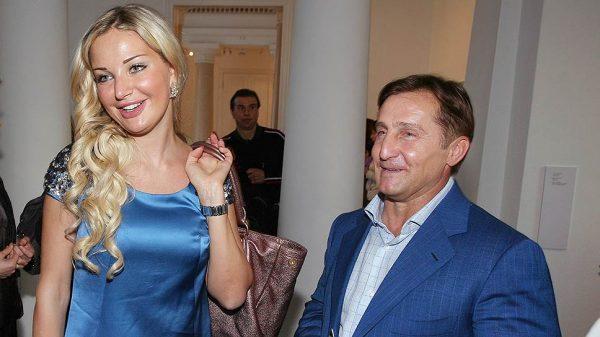 Владимир Тюрин с Марией Максаковой
