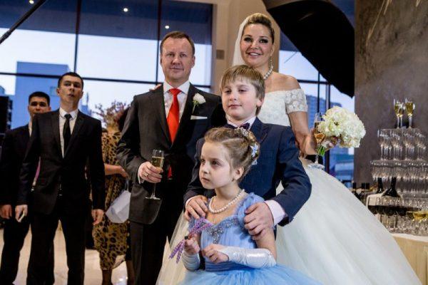 Свадьба Максаковрй с Вор