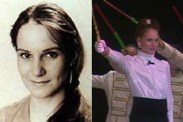 Людмила Артемьева в молодости