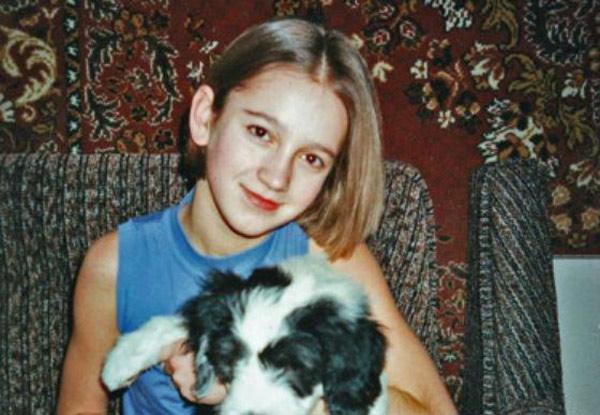 Детские фото Ольги