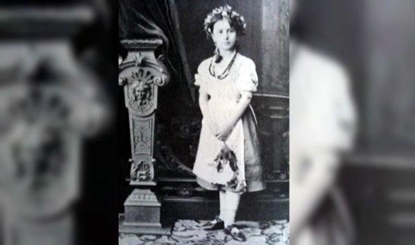 Матильда Кшесинская в детстве