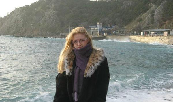 Дочь актера Алевтина Вокрош