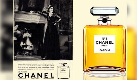 Коко Шанель и ее знаменитые духи Шанель №5
