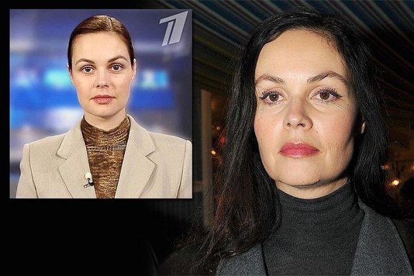 Екатерина Андреева без гримма