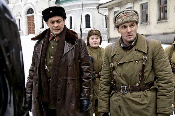 """Кадр из сериала """"Убить Сталина"""""""