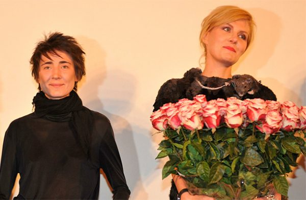 Рената Литвинова и Земфира много времени проводят вместе