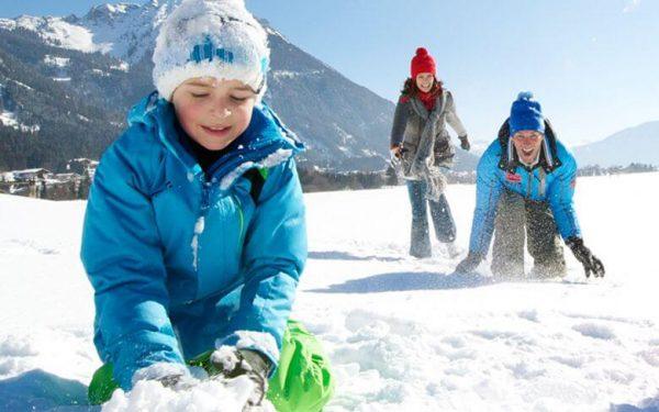 Во время каникул дети должны отдыхать на свежем воздухе