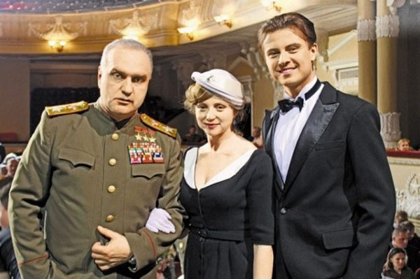 """На премьере фильма """"Жуков"""""""