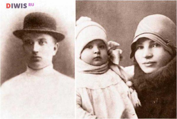 Родители и сестра Татьяны Дорониной