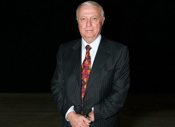 Борис Ноткин был знаком с многими известными людьми