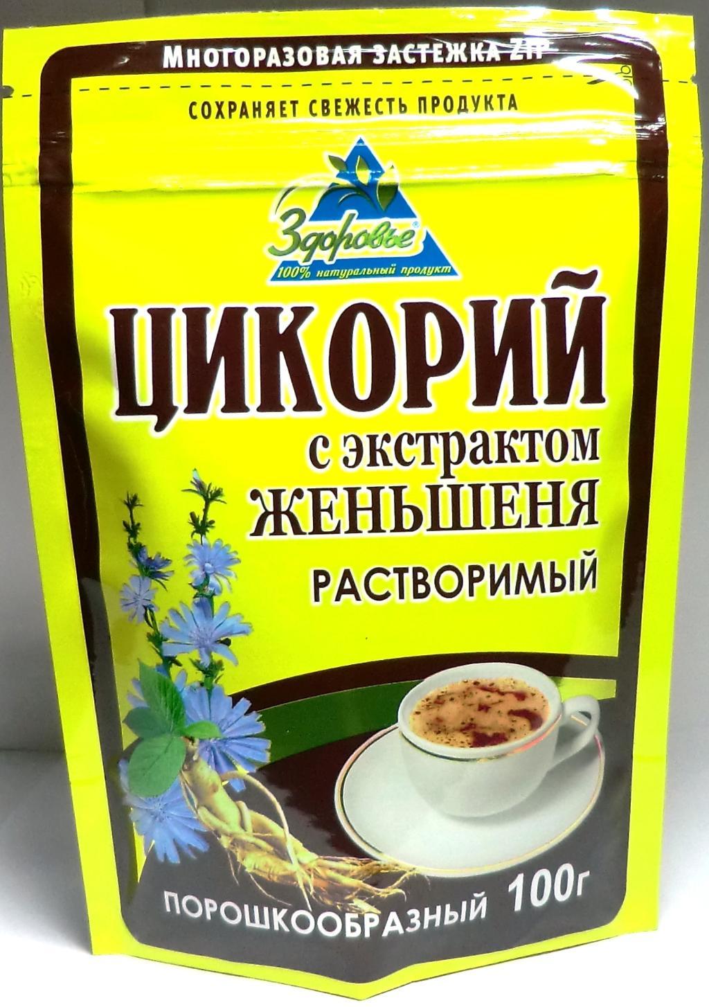 Экстракт женьшеня используется и в пищевой промышленности