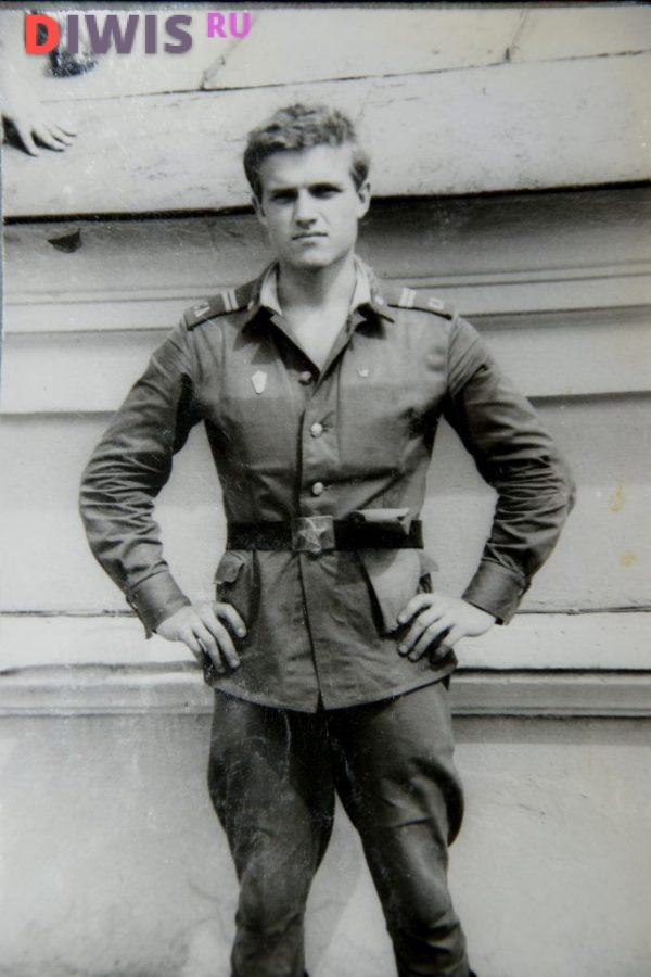 Армейское фото