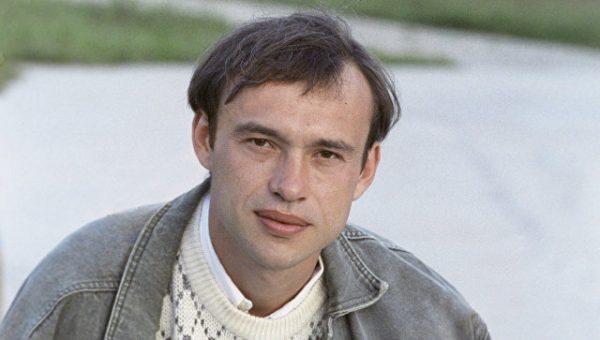 Тарас Денисенко в молодости