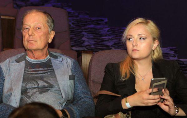 Юморист много времени проводил со своей дочерью Еленой