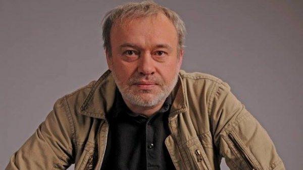 Известный украинский актер Тарас Денисенко