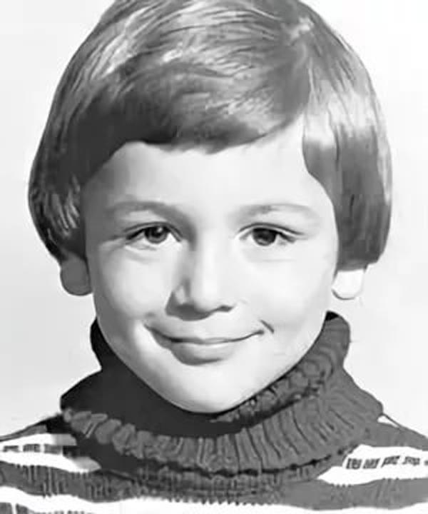Илья Авербух в детстве