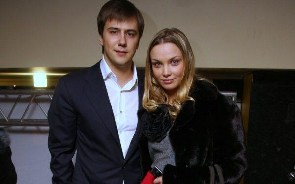 Татьяна с бывшим мужем Иваном Жидковым