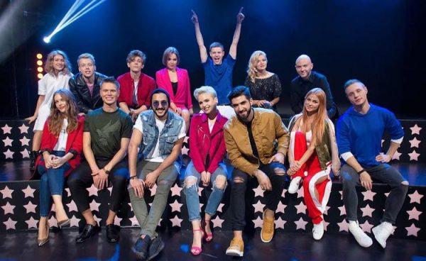 Участники новой Фабрики звезд 2017