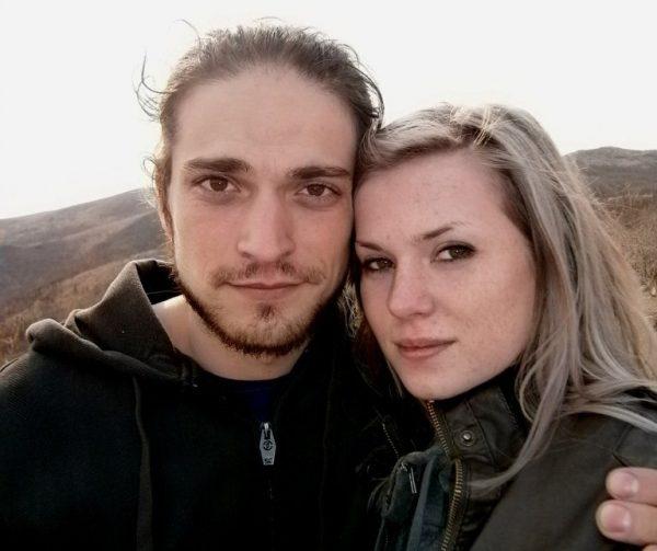 Виктор с женой Татьяной