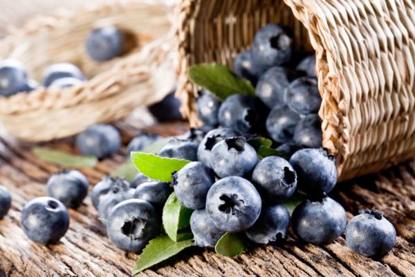 Голубика одна из самых полезных ягод