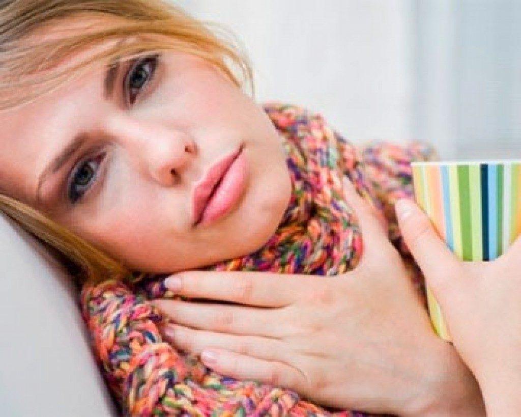 Как быстро вылечить горло у взрослых и детей