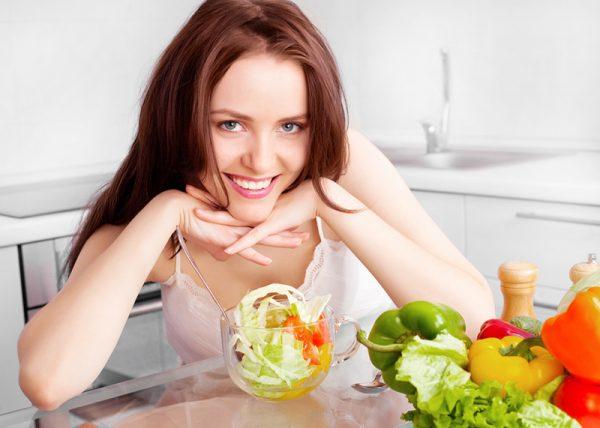 Правильное питание залог здоровья и красивой фигуры