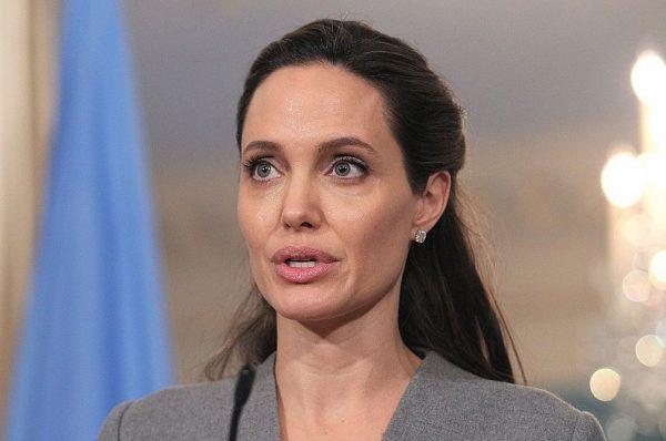 Анджелина Джоли сейчас