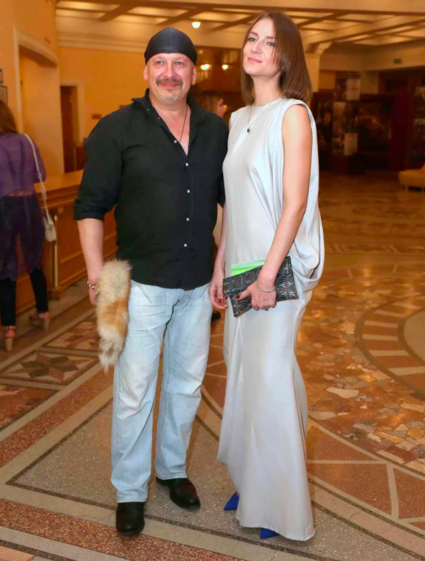 Ксения Бик и Дмитрий