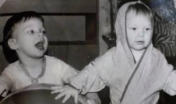Гузель Хасанова в детстве