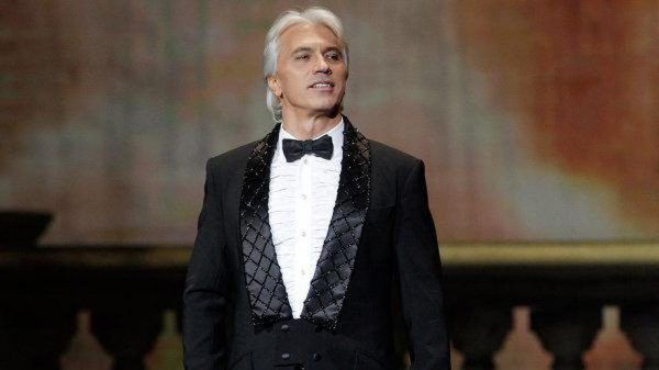Певец получил звание Заслуженного артиста России