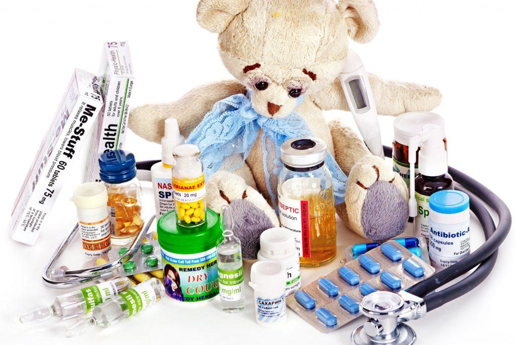 Аптечка для новорожденного - список необходимого