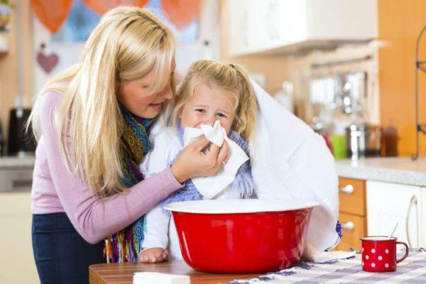 Ингаляции в домашних условиях отличное средство