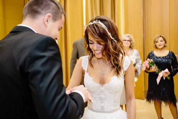 Свадебное фото Галины Ржаксенской