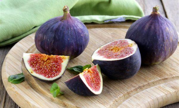 Плоды полезно есть для укрепления мужского здоровя