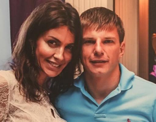 Андрей Аршавин смог помириться с супругой