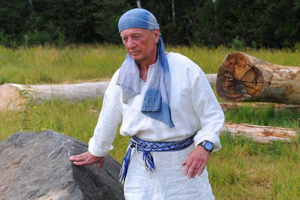 Михаил Задорнов обращался за помощью к шаману