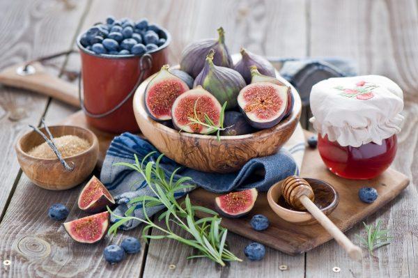 Плоды фигового дереве используют в кулинарии