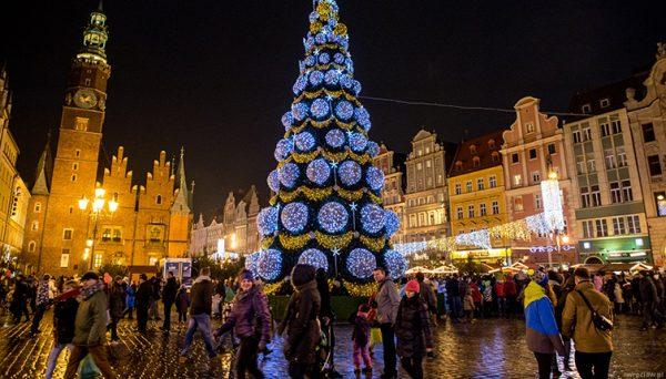 В каждой стране свои традиции празднования Рождества