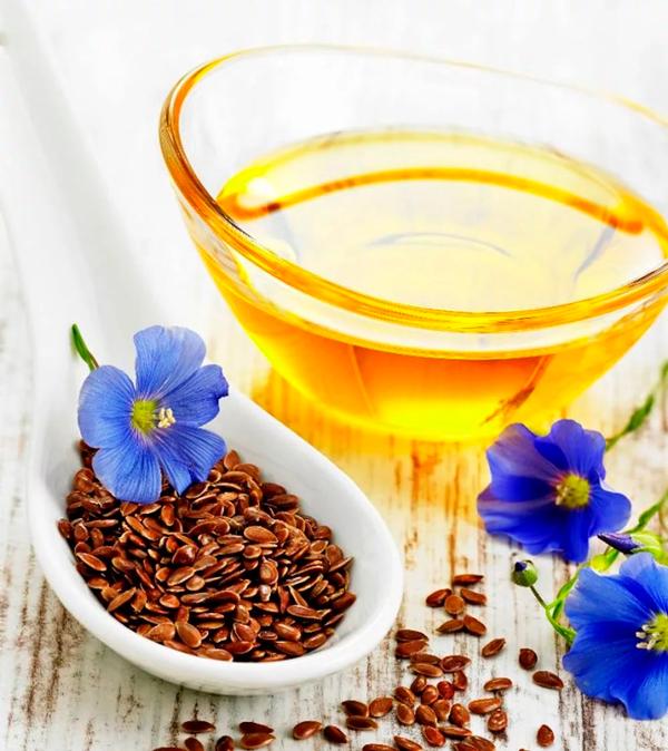 Льняное масло может нанести вред