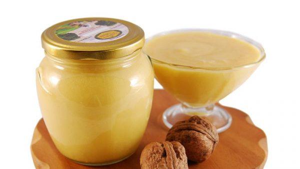 Из расторопши готовят вкусный мед