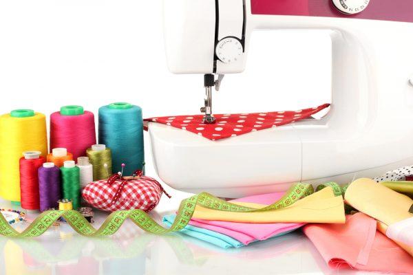 Инструменты для пошива наволочки