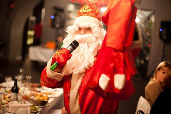 Заказ Деда Мороза на Новый год обязателен