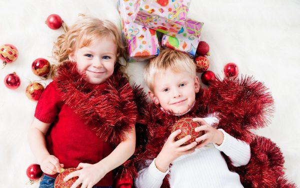 Новый год самый запоминающийся праздник для каждого ребенка