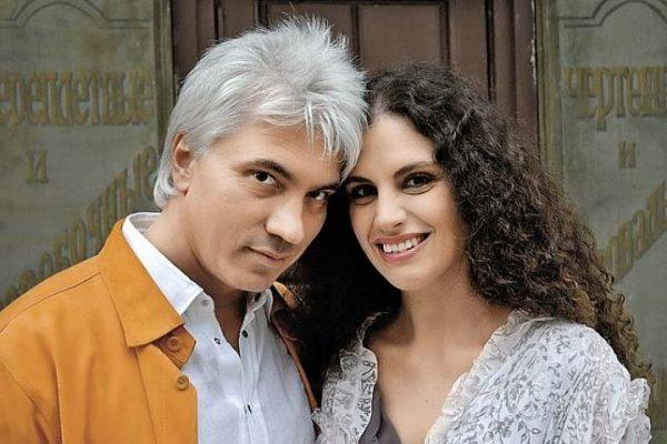 Со второй женой Флоренс